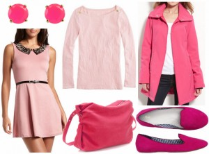 Pink-clothes-accessories